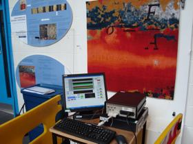 Tapestry Monitoring Set Up